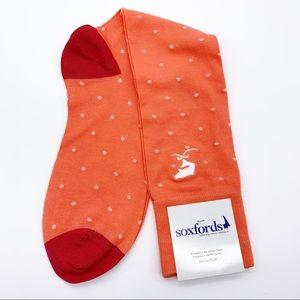 Soxfords Against the Stream Knee High Dress Socks